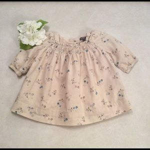 baby Gap floral dress. Size 9-3M